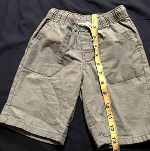 Cat & Jack light denim shorts 4t